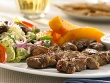 Mr. Greek Mediterranean Bar + Grill - 17725 Yonge St. is featured this month