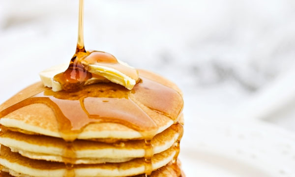 Luxurious pancakes of Toronto\'s photo