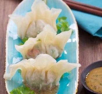 Latest food article: Chicken Pot Stickers with Hoisin Sauce