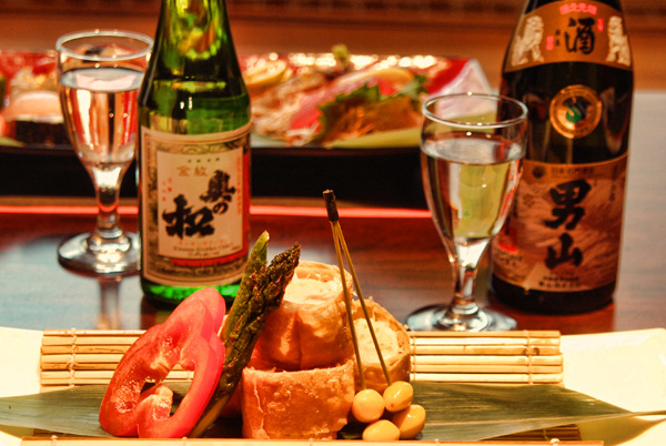 Best five Toronto restaurants to scarf a Sake\'s photo