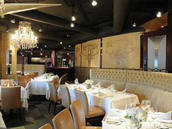 Terra Restaurant & Catering is featured this month