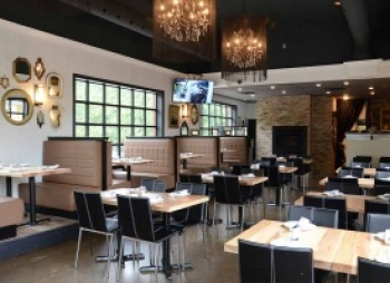 The Mill Bar & Grill is featured this month