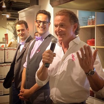 Latest News: 2014 KitchenAid Cook for the Cure Culinary Showdown