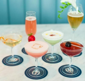 Latest food article: Where to sip and be seen during TIFF