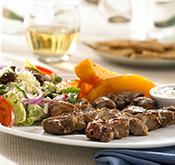 Mr. Greek Mediterranean Bar + Grill - William Kitchen Rd.