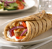 Mr. Greek Mediterranean Bar + Grill - Hampshire Gate
