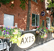 Axis Gallery and Grill