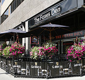 The Foxes Den Bar & Grill