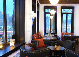 25 Liberty Restaurant
