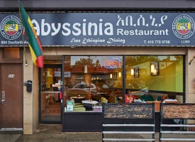Abassinia Restaurant Calgary