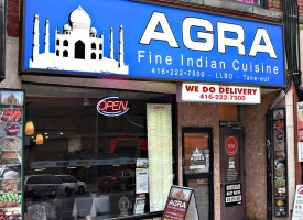 Agra fine indian cuisine yonge north york on dine to for Agra fine indian cuisine