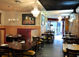Agra fine indian cuisine king toronto on dine to for Agra fine indian cuisine
