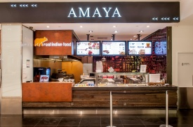 Amaya restaurant in cooksville mississauga tel 905 for Amaya indian cuisine menu
