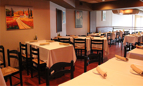 Amore Trattoria Groups / Functions