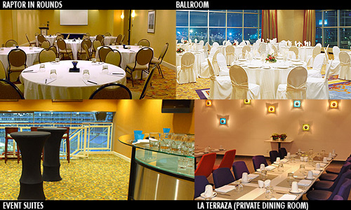Arriba Restaurant and Lounge Groups / Functions