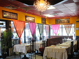 Banjara Indian Cuisine - Bloor St.