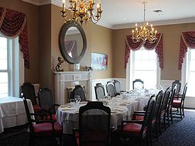 Barber House Calls : The Old Barber House Restaurant, 5155 Mississauga Rd. Mississauga ...