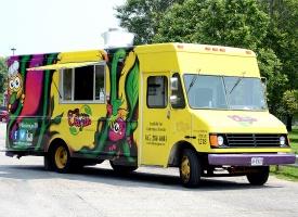 I Love Churros Food Truck Hours
