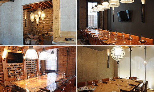 Cibo Wine Bar Groups / Functions