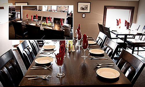 Corrados Restaurant & Bar Groups / Functions