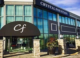 crystal fountain event venue 60 mcdowell gate markham