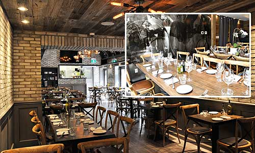 Dimmi Bar & Trattoria - Yorkville Groups / Functions