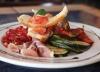 Fanzorellis Restaurant & Wine Bar The Menu
