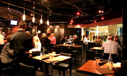 four restaurant toronto on dine to