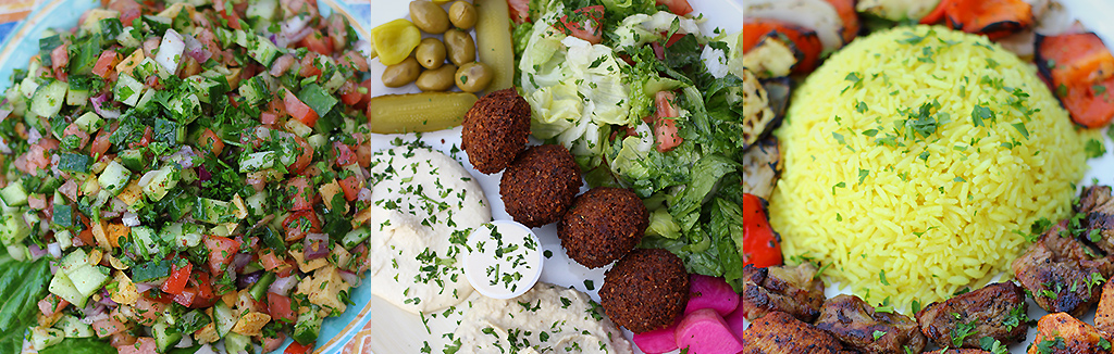 Jerusalem has been serving exceptional Middle Eastern fare since 1971. Join us to celebrate!