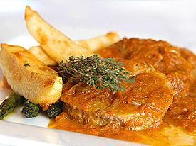 La Bruschetta Restaurant The Menu