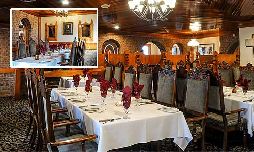 Lord Byron Steak & Seafood House Groups / Functions
