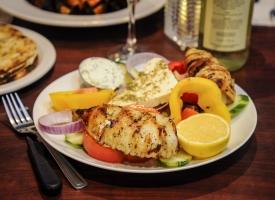Mykonos Mediterranean Grill Toronto On Dine To