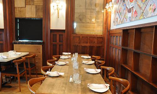 Osteria Dei Ganzi Restaurant Groups / Functions