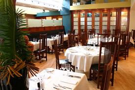 Pangaea Restaurant The Menu
