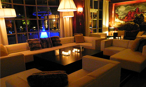 Proof The Vodka Bar & SkyLounge Patio Groups / Functions