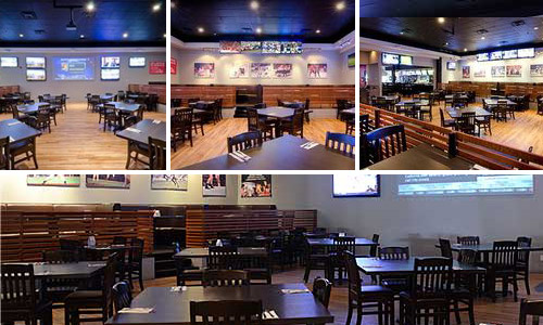 Rally Sports Bar Groups / Functions