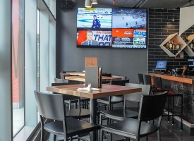 Royal Meats Bar/Beque - Fort York