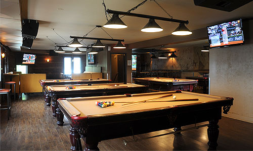 Safari Bar & Grill - Toronto Groups / Functions