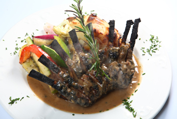 Scarolie 39 s restaurant in pointe claire montreal west for Ares cuisine pointe claire