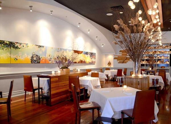 Splendido Restaurant The Menu
