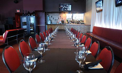 Ten Restaurant & Wine Bar Groups / Functions