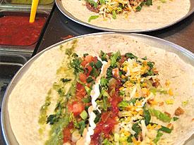 The Burrito House Mexican Grill