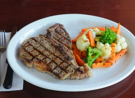 The Purple Onion Steakhouse and Grill