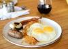 Topham Corner Cafe & Diner The Menu