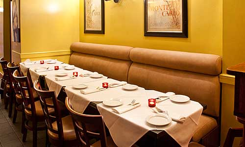 Vi Pei Bistro - Yonge St. Groups / Functions