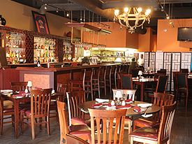 Waterfalls indian tapas bar grill 303 augusta ave for Aroma indian cuisine toronto