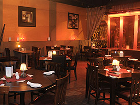 Waterfalls indian tapas bar grill 303 augusta ave for Aroma fine indian cuisine toronto